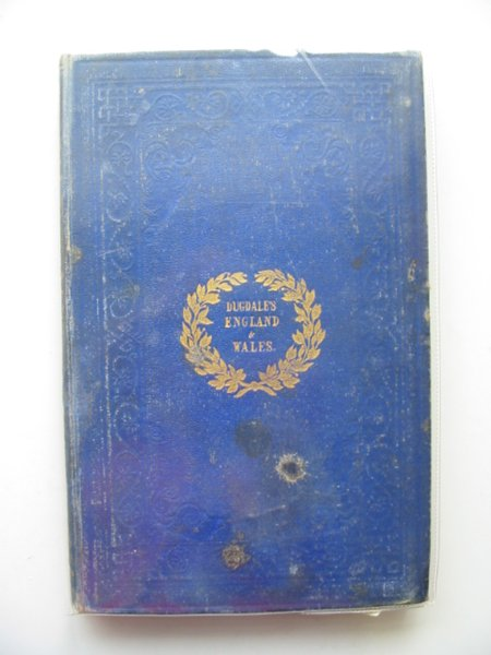 Photo of ENGLAND AND WALES DELINEATED written by Dugdale, Thomas Burnett, William published by L. Tallis (STOCK CODE: 608180)  for sale by Stella & Rose's Books