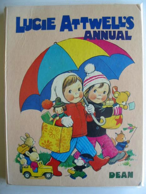 Photo of LUCIE ATTWELL'S ANNUAL 1972 written by Attwell, Mabel Lucie illustrated by Attwell, Mabel Lucie published by Dean & Son Ltd. (STOCK CODE: 608727)  for sale by Stella & Rose's Books