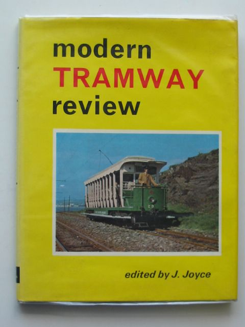 Photo of MODERN TRAMWAY REVIEW written by Joyce, J. published by Ian Allan (STOCK CODE: 608953)  for sale by Stella & Rose's Books