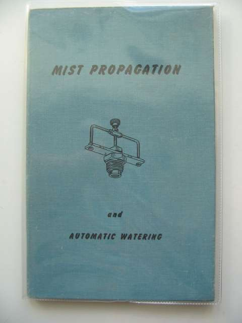 Photo of MIST PROPAGATION AND AUTOMATIC WATERING published by Mac pennys (STOCK CODE: 611968)  for sale by Stella & Rose's Books