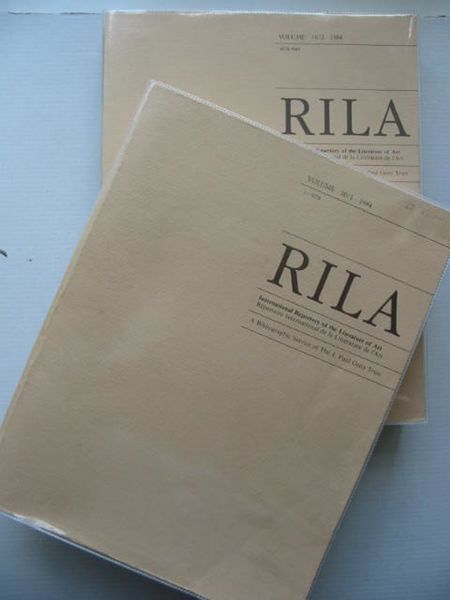 Photo of RILA VOLUME 10 published by Rila (STOCK CODE: 612051)  for sale by Stella & Rose's Books