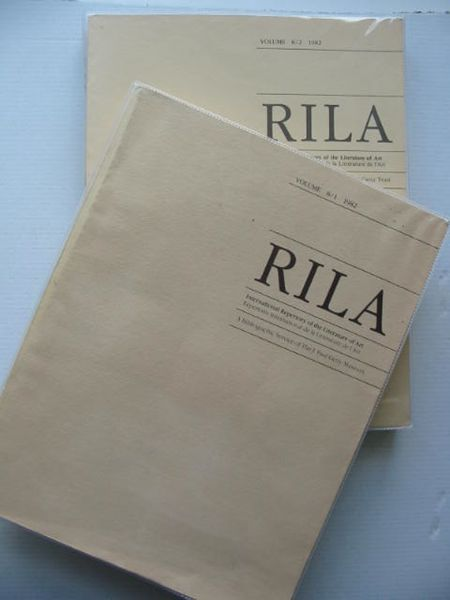 Photo of RILA VOLUME 8 published by Rila (STOCK CODE: 612052)  for sale by Stella & Rose's Books