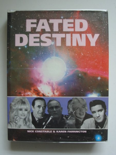 Photo of FATED DESTINY written by Constable, Nick
