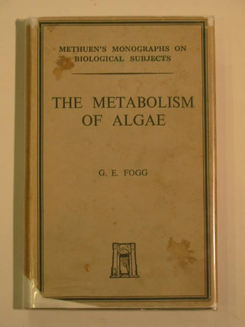 Photo of THE METABOLISM OF ALGAE- Stock Number: 613852