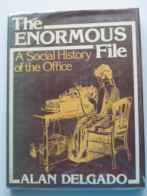 Photo of THE ENORMOUS FILE written by Delgado, Alan published by John Murray (STOCK CODE: 618678)  for sale by Stella & Rose's Books