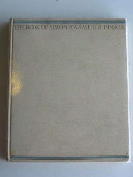 Photo of THE BOOK OF SIMON- Stock Number: 619477