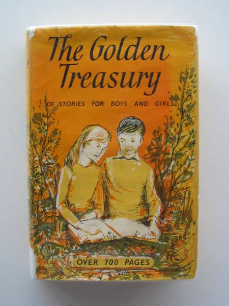 Photo of THE GOLDEN TREASURY OF STORIES FOR BOYS AND GIRLS- Stock Number: 619576