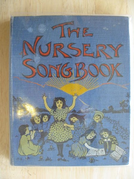 Photo of THE NURSERY SONG BOOK written by Moore, H. Keatley illustrated by Sandheim, May published by George Routledge & Sons Ltd. (STOCK CODE: 619989)  for sale by Stella & Rose's Books