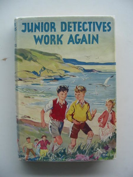 Photo of JUNIOR DETECTIVES WORK AGAIN- Stock Number: 620476