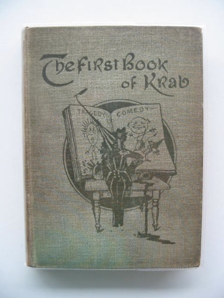 Photo of THE FIRST BOOK OF KRAB written by Parry, Edward Abbott illustrated by Macgregor, Archie published by David Nutt (STOCK CODE: 620480)  for sale by Stella & Rose's Books