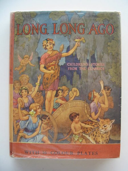 Photo of LONG, LONG AGO written by Winder, Blanche illustrated by Theaker, Harry published by Ward Lock & Co Ltd. (STOCK CODE: 620745)  for sale by Stella & Rose's Books