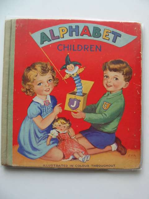Photo of ALPHABET CHILDREN written by Atkinson, Winifred illustrated by Abbott, E.V. published by Birn Brothers Ltd. (STOCK CODE: 620798)  for sale by Stella & Rose's Books