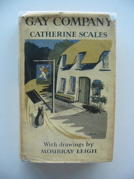 Photo of GAY COMPANY written by Scales, Catherine illustrated by Leigh, Moubray published by H.F. & G. Witherby Ltd. (STOCK CODE: 622145)  for sale by Stella & Rose's Books