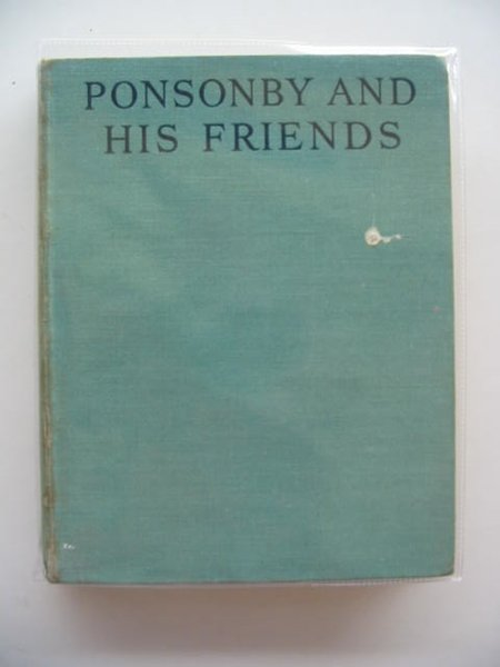 Photo of PONSONBY AND HIS FRIENDS written by Herbertson, Agnes Grozier illustrated by Soper, Eileen published by Methuen & Co. Ltd. (STOCK CODE: 622149)  for sale by Stella & Rose's Books