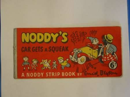 Photo of NODDY'S CAR GETS A SQUEAK written by Blyton, Enid published by Sampson Low (STOCK CODE: 622520)  for sale by Stella & Rose's Books