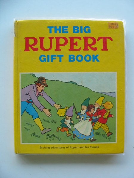 Photo of THE BIG RUPERT GIFT BOOK- Stock Number: 623169