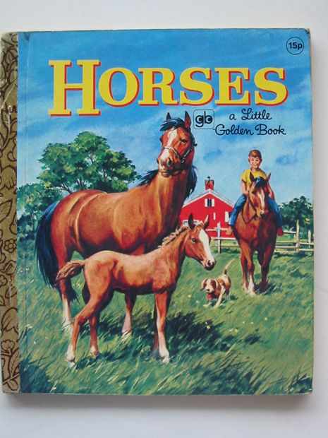 Photo of HORSES written by Perrin, Blanche Chenery illustrated by Greene, Hamilton published by World Distributors Ltd. (STOCK CODE: 623968)  for sale by Stella & Rose's Books
