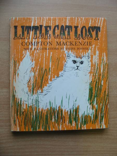 Photo of LITTLE CAT LOST written by Mackenzie, Compton illustrated by Boswell, James published by Barrie & Rockliff (STOCK CODE: 626218)  for sale by Stella & Rose's Books