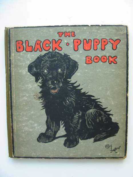 Photo of THE BLACK PUPPY BOOK- Stock Number: 626881