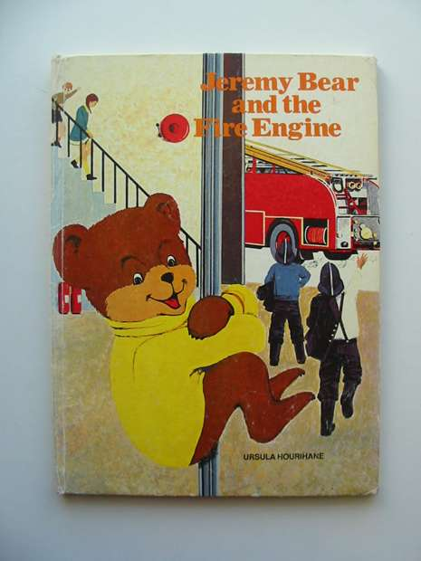 Photo of JEREMY BEAR AND THE FIRE ENGINE- Stock Number: 626997