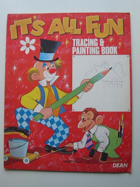 Photo of IT'S ALL FUN TRACING AND PAINTING BOOK published by Dean & Son Ltd. (STOCK CODE: 627098)  for sale by Stella & Rose's Books