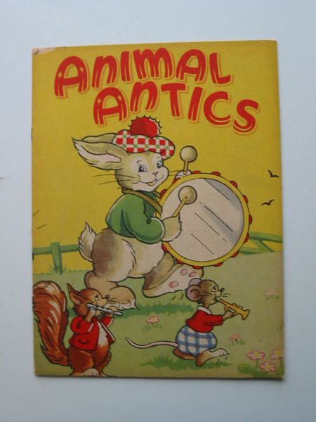 Photo of ANIMAL ANTICS- Stock Number: 627100