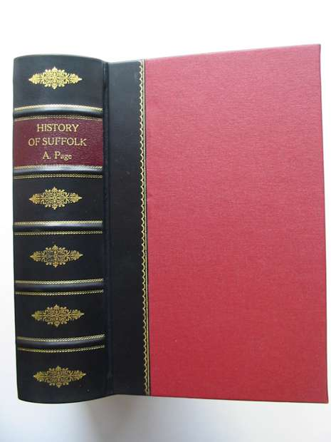Photo of A TOPOGRAPHICAL AND GENEALOGICAL HISTORY OF THE COUNTY OF SUFFOLK written by Page, Augustine published by Frederic Pawsey (STOCK CODE: 627224)  for sale by Stella & Rose's Books