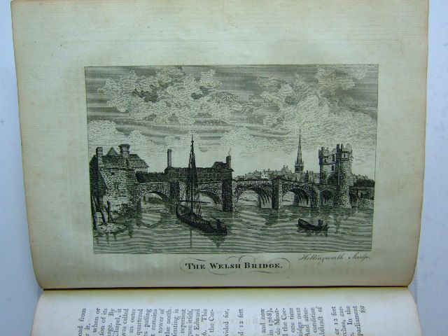 Photo of THE HISTORY AND ANTIQUITIES OF SHREWSBURY written by Phillips, T. published by T. Wood (STOCK CODE: 627593)  for sale by Stella & Rose's Books
