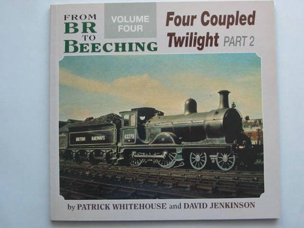 Photo of FOUR COUPLED TWILIGHT PART 2 written by Whitehouse, Patrick B. Jenkinson, David published by Atlantic Publishers (STOCK CODE: 628063)  for sale by Stella & Rose's Books