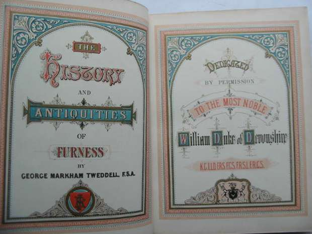 Photo of FURNESS PAST AND PRESENT ITS HISTORY AND ANTIQUITIES written by Tweddell, George Markham published by J. Richardson (STOCK CODE: 628348)  for sale by Stella & Rose's Books