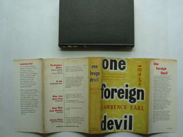 Photo of ONE FOREIGN DEVIL written by Earl, Lawrence published by Hodder & Stoughton (STOCK CODE: 628372)  for sale by Stella & Rose's Books