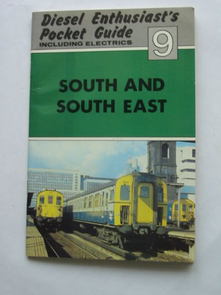 Photo of DIESEL ENTHUSIAST'S POCKET GUIDE SOUTH AND SOUTH EAST- Stock Number: 628612