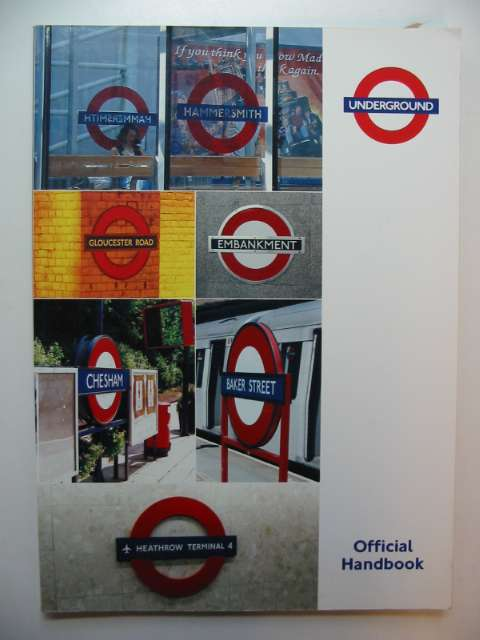 Photo of UNDERGROUND OFFICIAL HANDBOOK- Stock Number: 628740