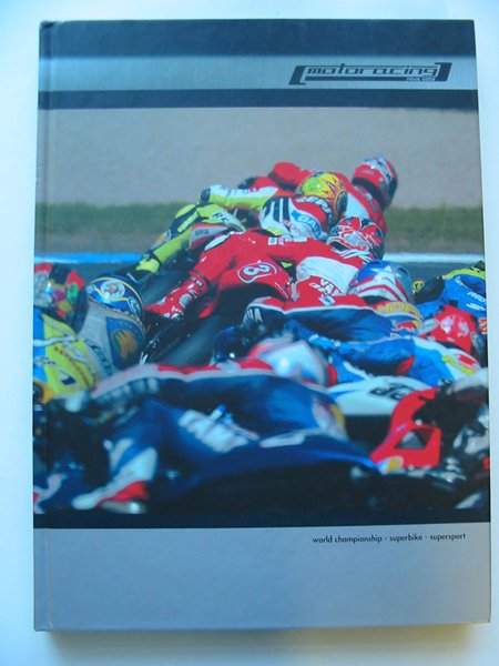 Photo of MOTORACING NEWS 2002 published by Pole Position Communications (STOCK CODE: 629002)  for sale by Stella & Rose's Books