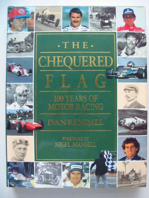 Photo of THE CHEQUERED FLAG- Stock Number: 629518