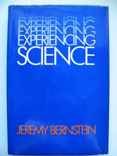 Photo of EXPERIENCING SCIENCE written by Bernstein, Jeremy published by Burnett Books (STOCK CODE: 629787)  for sale by Stella & Rose's Books