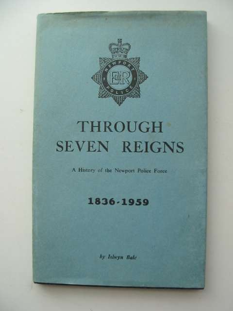 Photo of THROUGH SEVEN REIGNS written by Bale, Islwyn published by Hughes and Son Ltd. (STOCK CODE: 630065)  for sale by Stella & Rose's Books