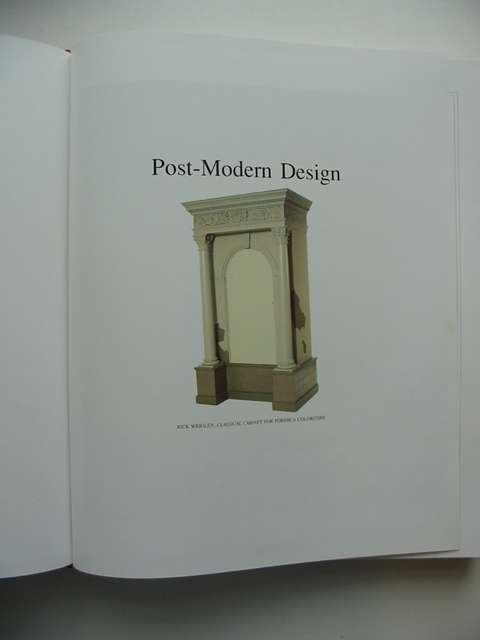 Photo of POST-MODERN DESIGN written by Collins, Michael published by Academy Editions (STOCK CODE: 630927)  for sale by Stella & Rose's Books