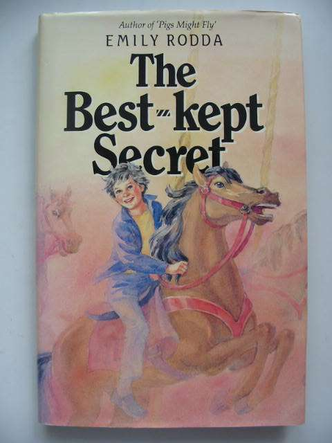 Photo of THE BEST-KEPT SECRET written by Rodda, Emily illustrated by Young, Noela published by Angus & Robertson Publishers (STOCK CODE: 631106)  for sale by Stella & Rose's Books