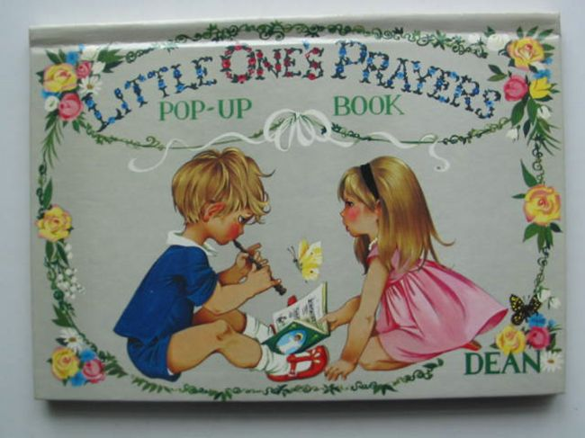 Photo of LITTLE ONE'S PRAYERS POP-UP BOOK illustrated by Johnstone, Janet Grahame