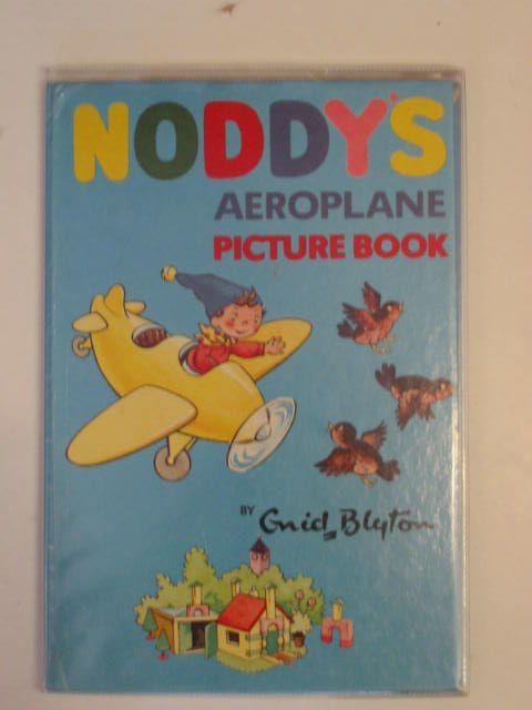 Photo of NODDY'S AEROPLANE PICTURE BOOK written by Blyton, Enid published by Sampson Low, Marston & Co., Dennis Dobson (STOCK CODE: 650503)  for sale by Stella & Rose's Books