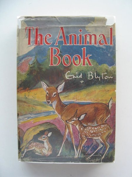 Photo of THE ANIMAL BOOK written by Blyton, Enid illustrated by Nixon, Kathleen published by George Newnes Ltd. (STOCK CODE: 651035)  for sale by Stella & Rose's Books
