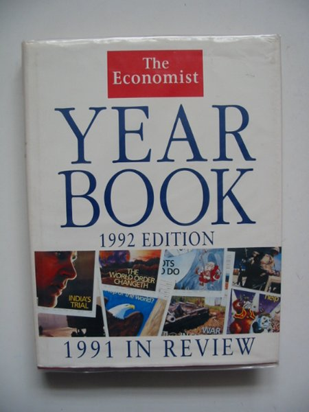 Photo of THE ECONOMIST YEAR BOOK 1992 published by Economist (STOCK CODE: 652401)  for sale by Stella & Rose's Books