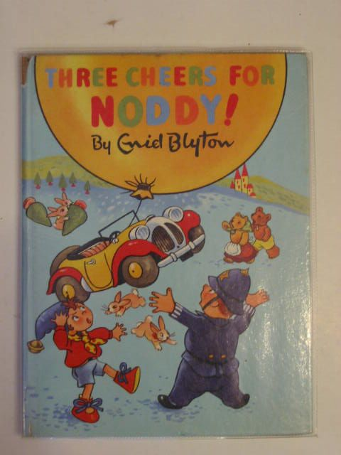 Photo of THREE CHEERS FOR NODDY! written by Blyton, Enid illustrated by Beek,  published by Sampson Low, Marston & Co. Ltd. (STOCK CODE: 653000)  for sale by Stella & Rose's Books