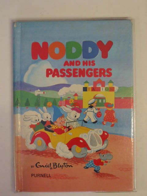 Photo of NODDY AND HIS PASSENGERS written by Blyton, Enid published by Sampson Low, Marston & Co., Dennis Dobson (STOCK CODE: 653150)  for sale by Stella & Rose's Books