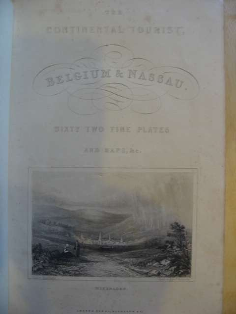 Photo of BELGIUM AND NASSAU published by Parry & Co. (STOCK CODE: 654445)  for sale by Stella & Rose's Books