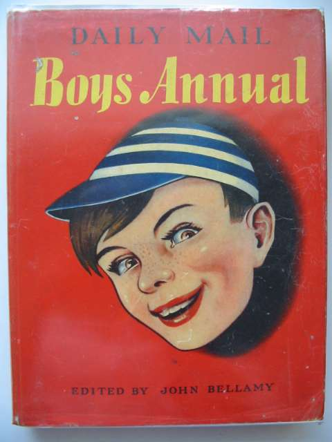 Photo of DAILY MAIL BOYS ANNUAL- Stock Number: 655167