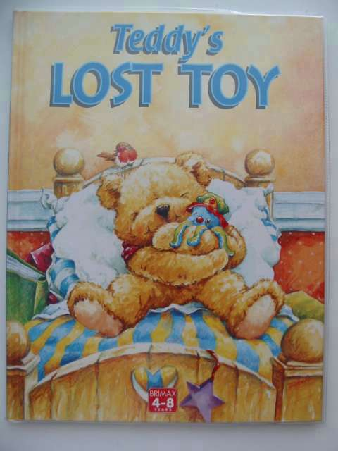 Photo of TEDDY'S LOST TOY written by Inman, Sue illustrated by Trower, Roy published by Brimax Books (STOCK CODE: 656289)  for sale by Stella & Rose's Books