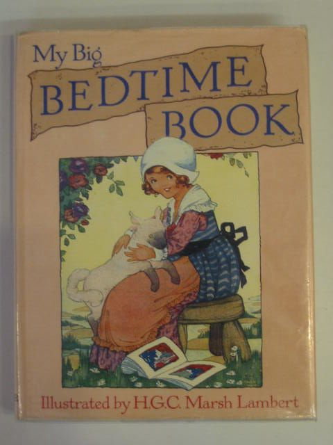 Photo of MY BIG BEDTIME BOOK- Stock Number: 657831