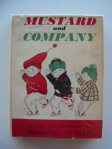 Photo of MUSTARD AND COMPANY written by Graham, Rosemary illustrated by Graham, Rosemary published by J.M. Dent & Sons Ltd. (STOCK CODE: 657853)  for sale by Stella & Rose's Books